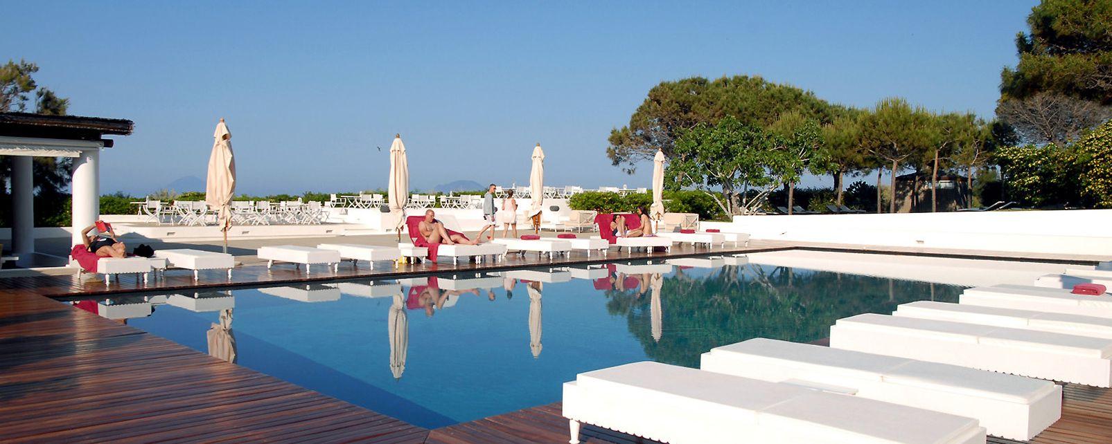 Hotel Capofaro Malvasia & Resort