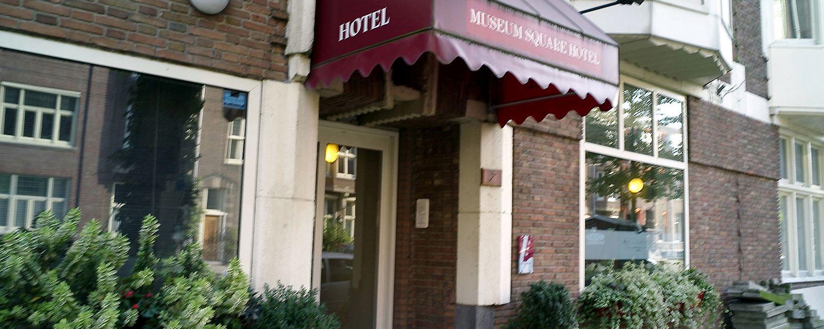 Hotel Conscious Hotel Museum Square