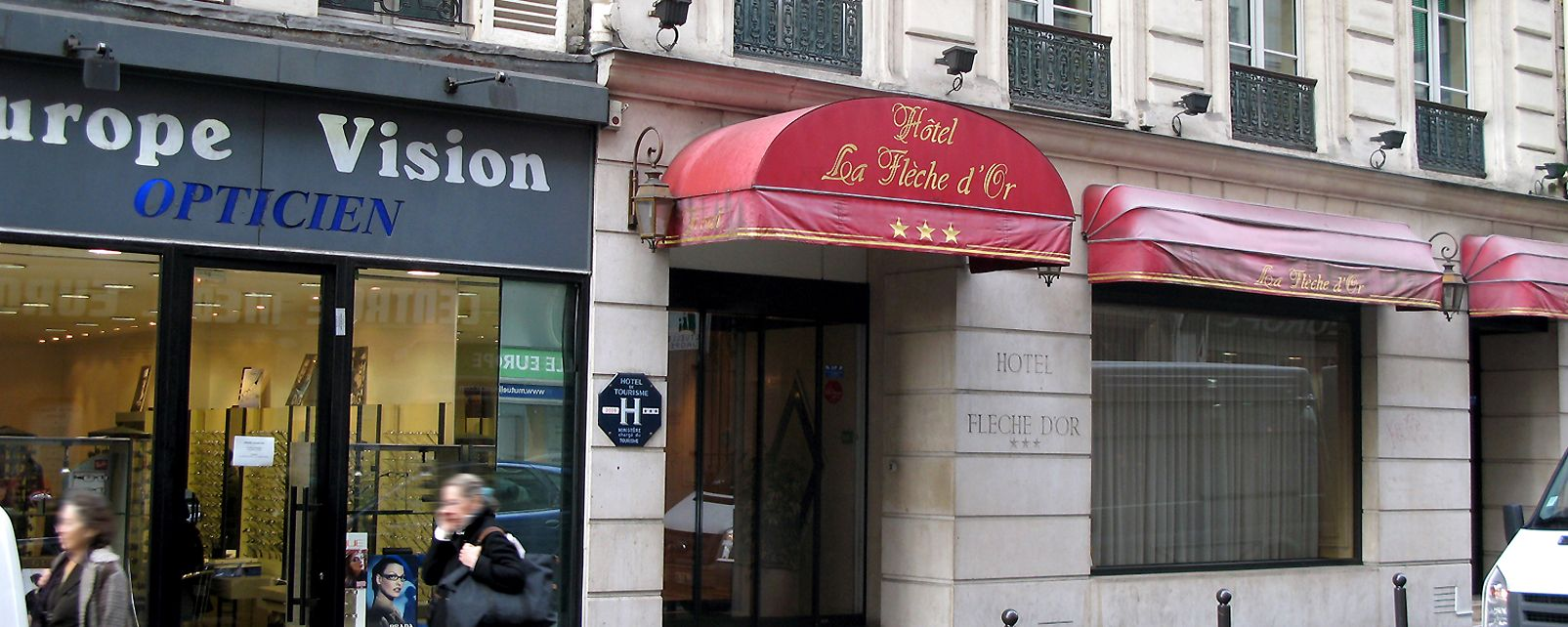 Hotel De la Fleche D'Or Hotel