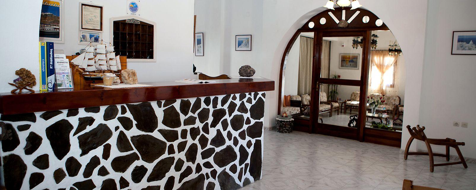 Hôtel Adamastos