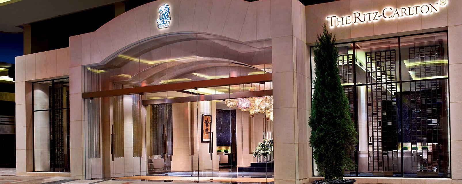 Hôtel The Portman Ritz-Carlton Shanghai