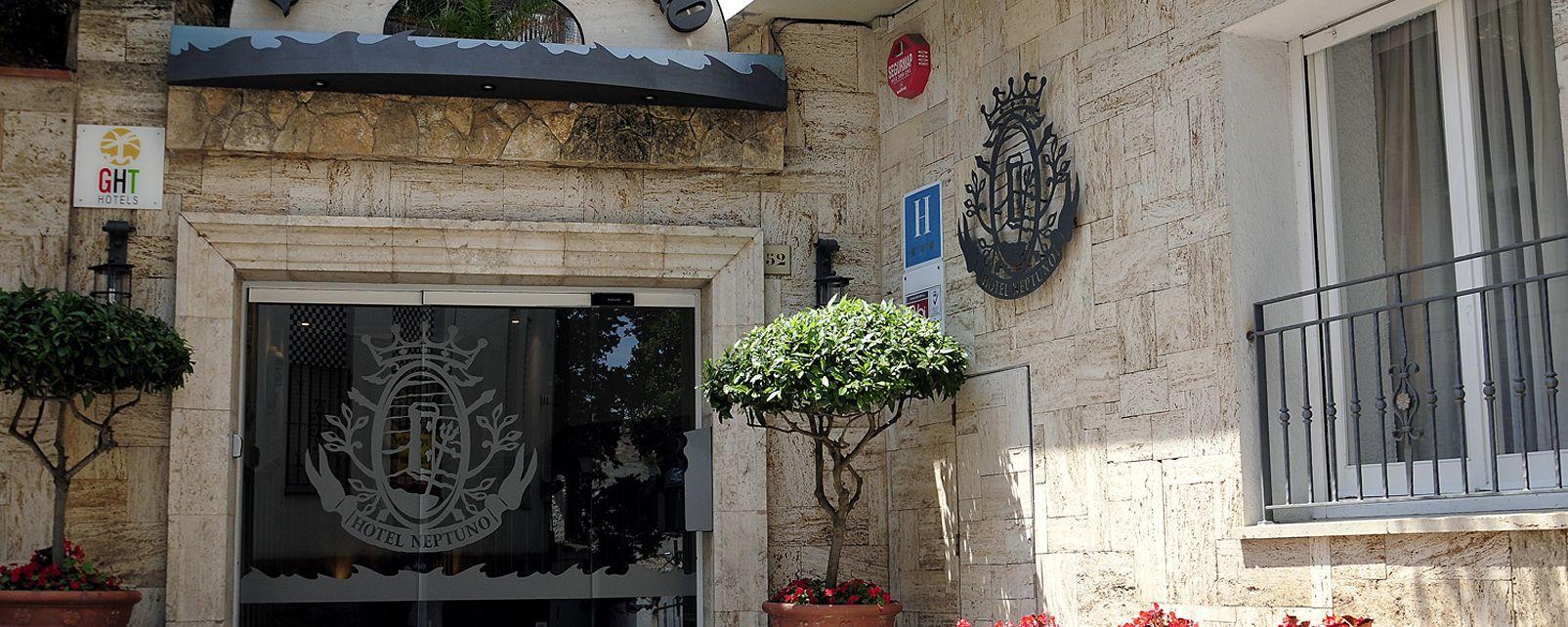 Hôtel Neptuno