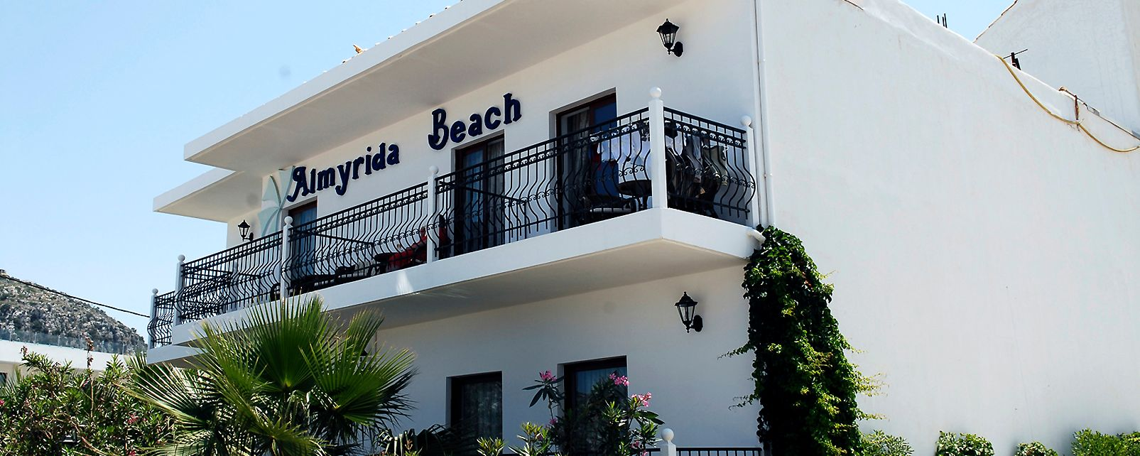 Hôtel Almyrida Beach Studios
