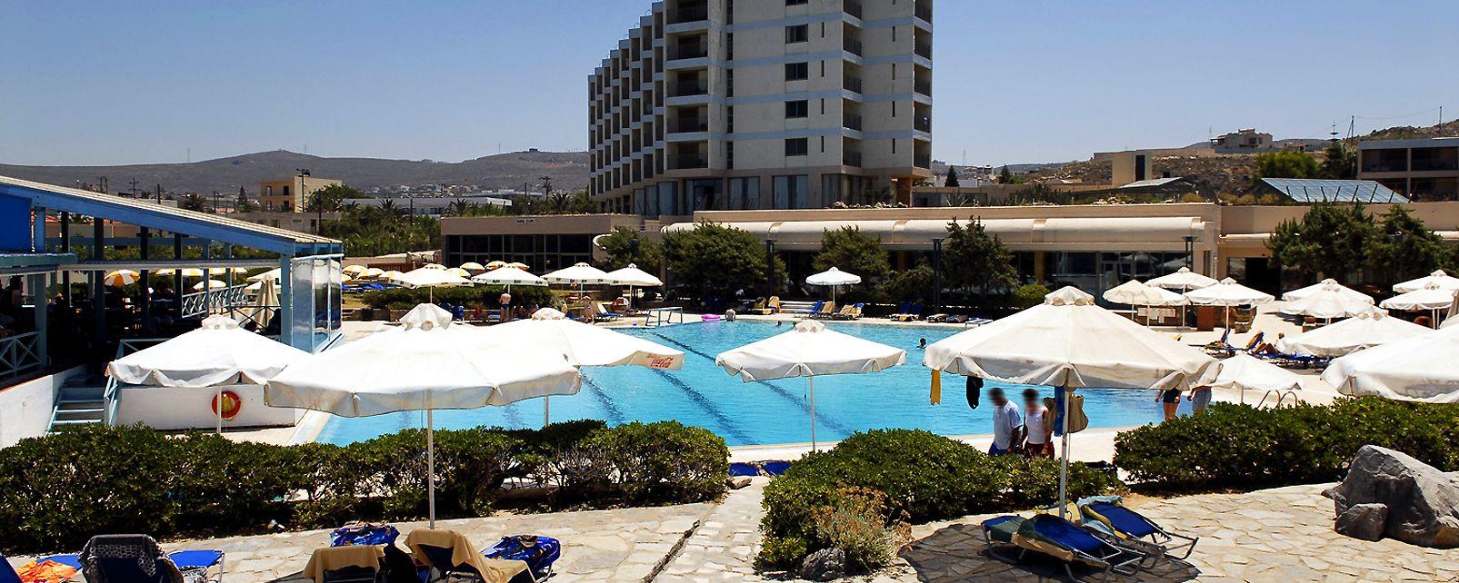 Hôtel Arina Sand Hotel