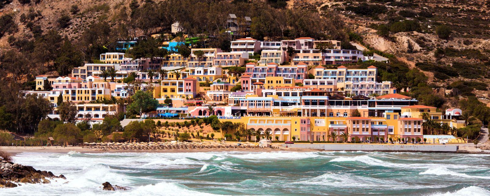 Club Héliades Fodele Beach & Water Park Holidays Resort