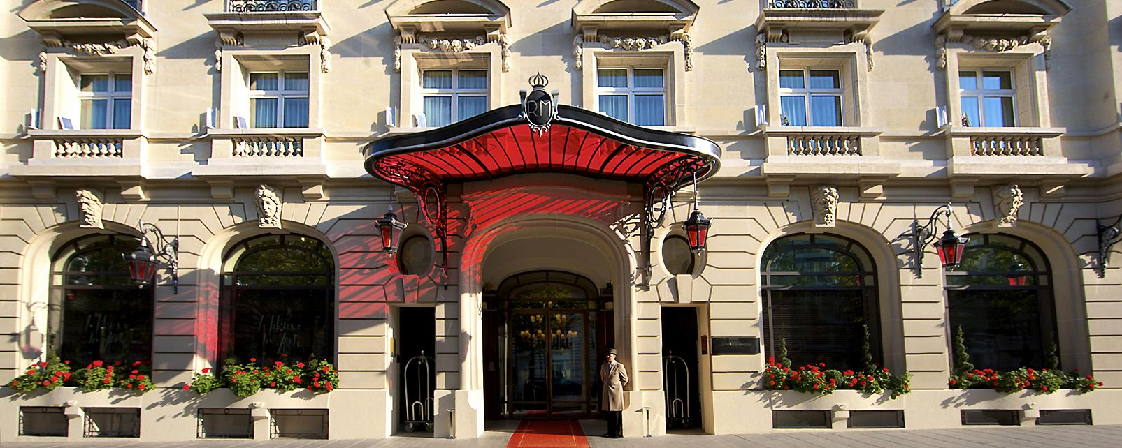 Hotel Le Royal Monceau Raffles Paris