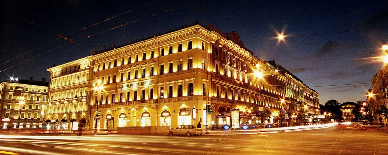 Hôtel Belmond Grand Europe