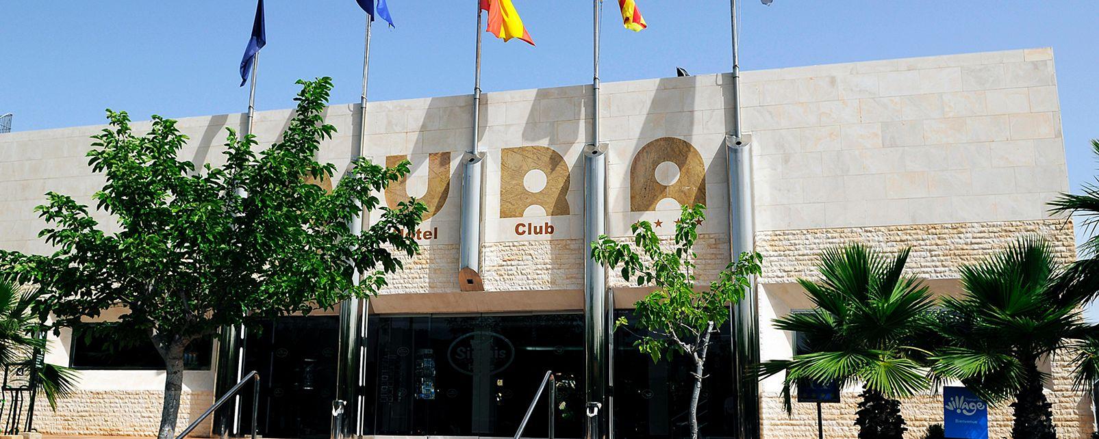Hôtel Sirenis Club Aura