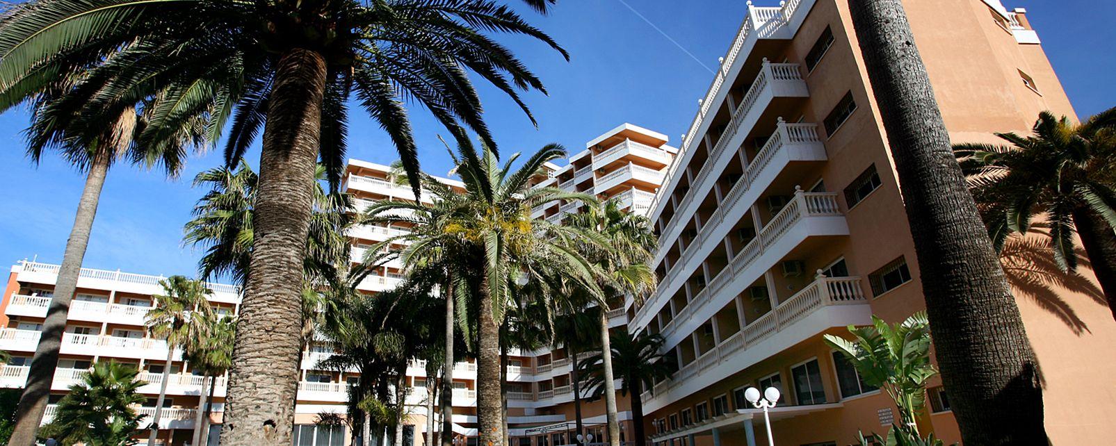 Hotel parasol garden torremolinos espa a for Hotel parasol garden