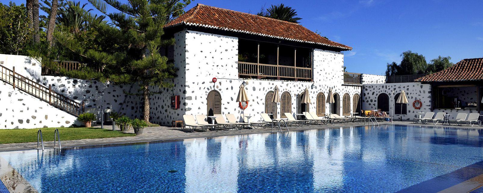 Hotel Parador de La Gomera