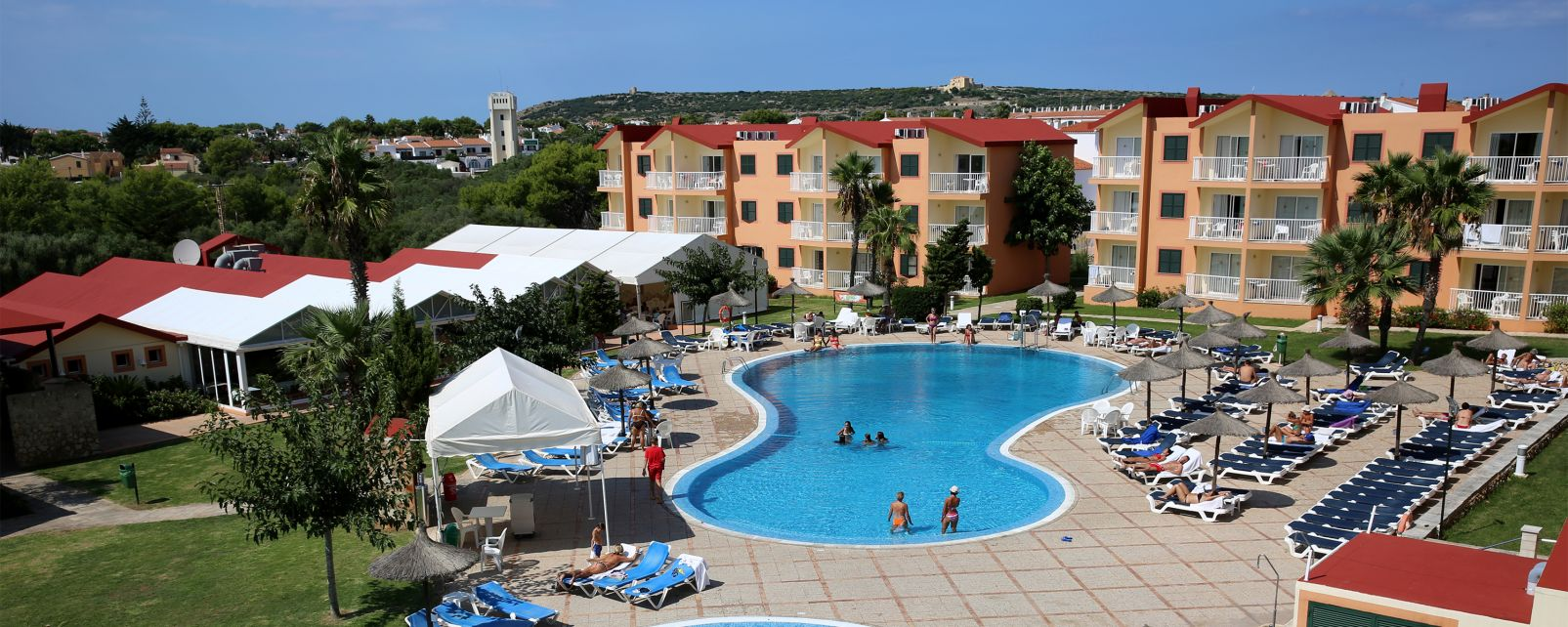 Hôtel Club Roc Cala'n Blanes Beach