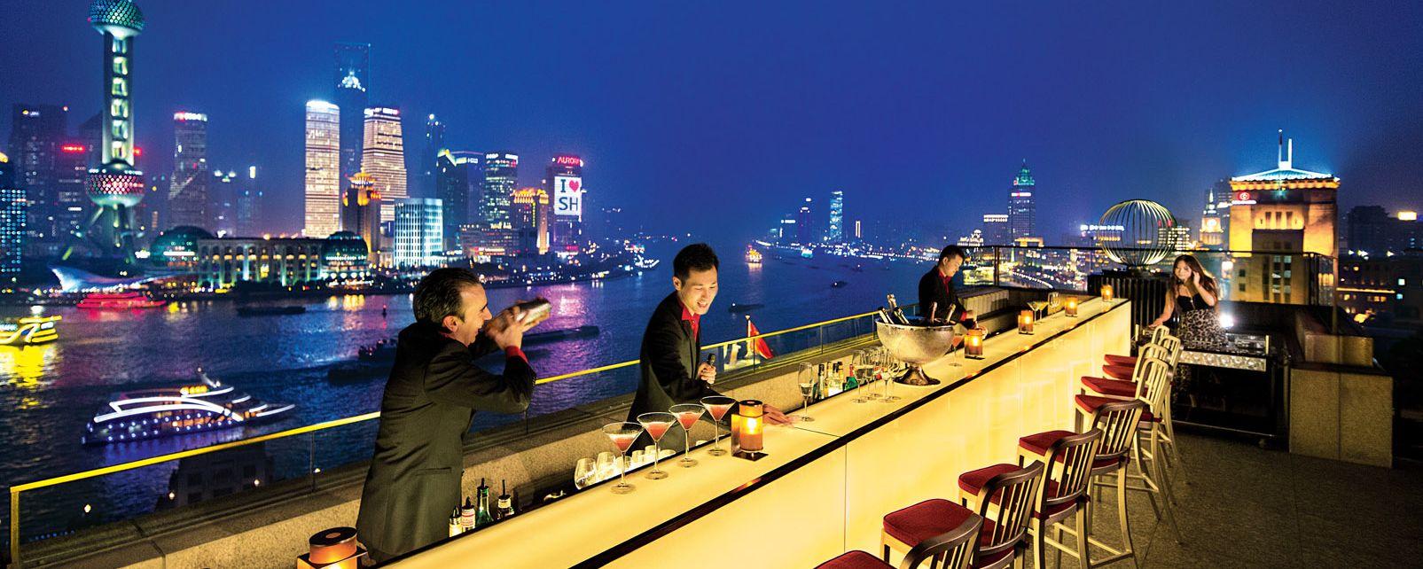 Hôtel The Peninsula Shanghai
