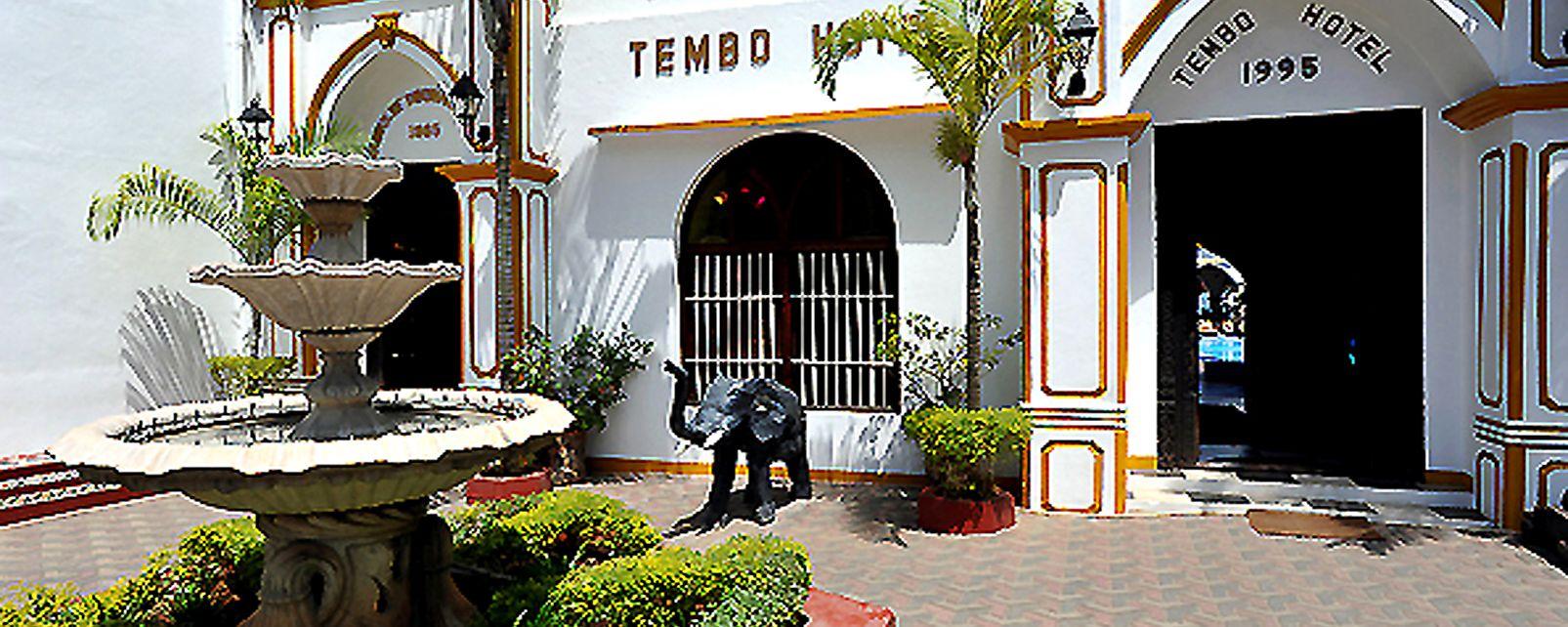 Hôtel Tembo House