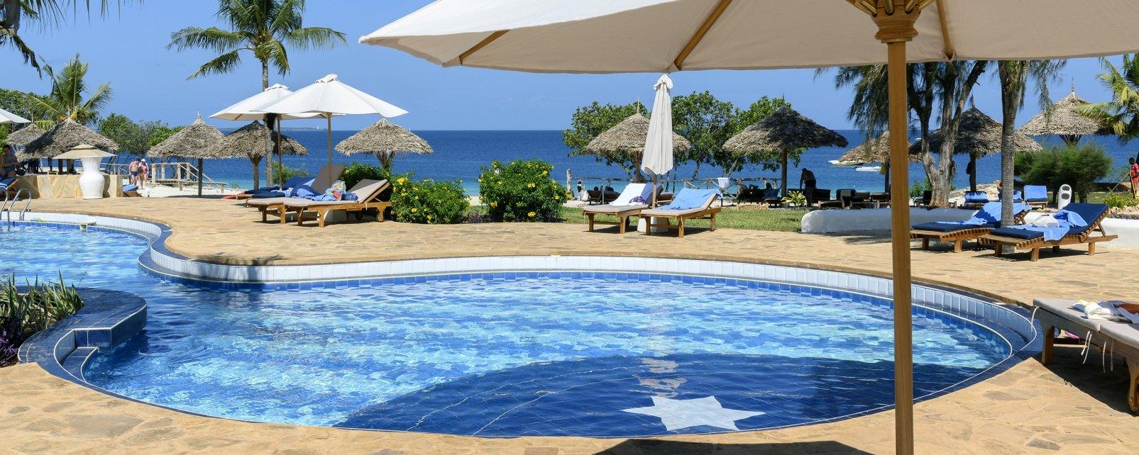 Hotel Sandies Baobab Beach Zanzibar