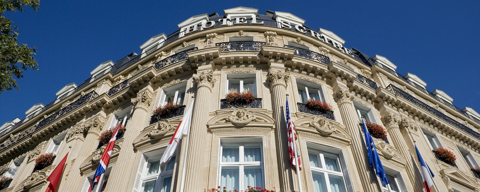 Hôtel Le Scribe