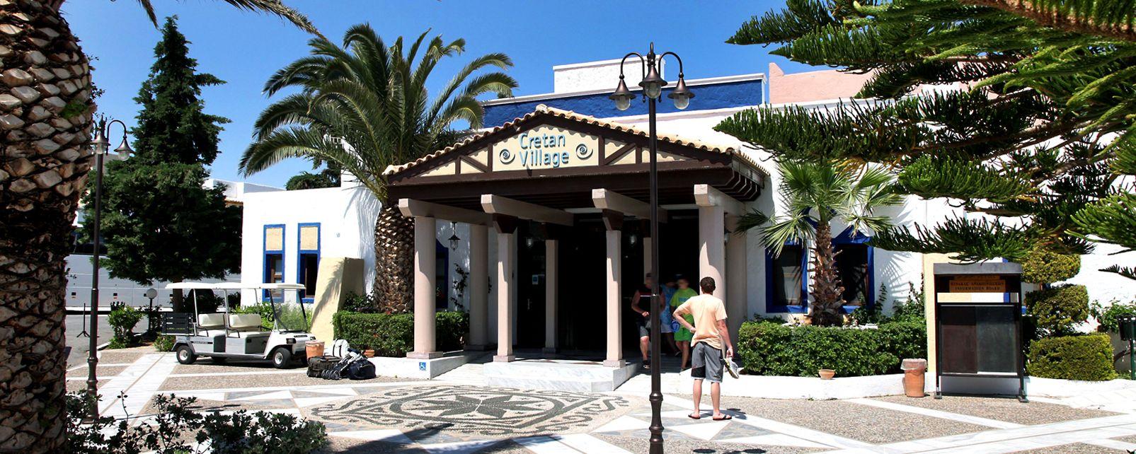 Hôtel Cretan Village