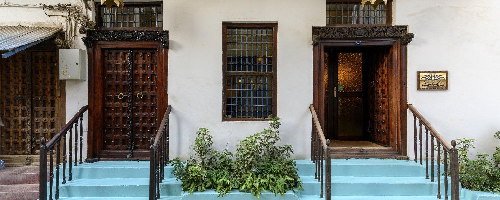 Hôtel Zanzibar Palace