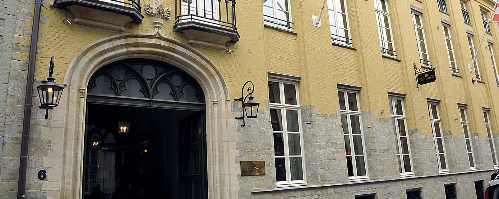 Hôtel Grand Hotel Casselbergh