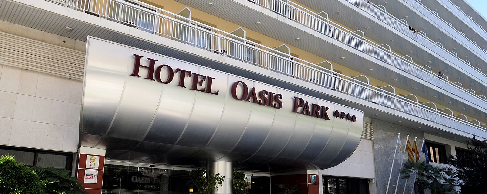 Hotel  Oasis Park
