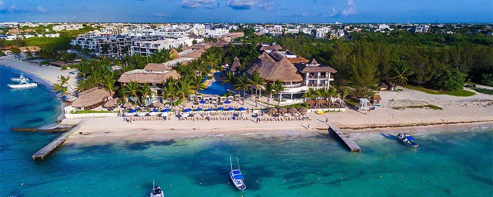 Hôtel The Reef Coco Beach