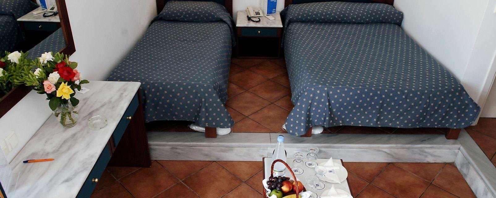 Hôtel Knossos Beach Bungalows Suites