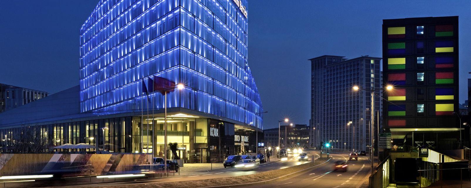 Hôtel Hôtel Barrière Lille
