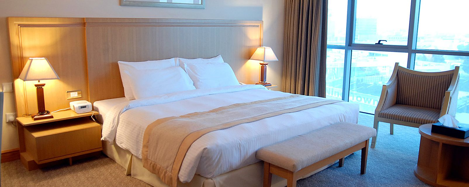 Hôtel City Seasons Hotel