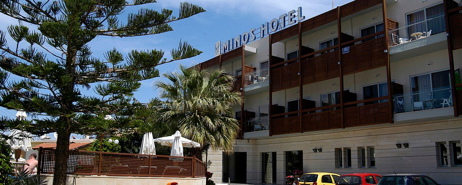 Hôtel Minos Hotel