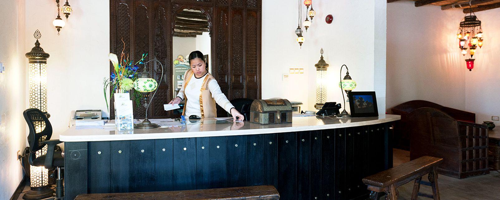 Hotel Al Hamra Village Golf Resort