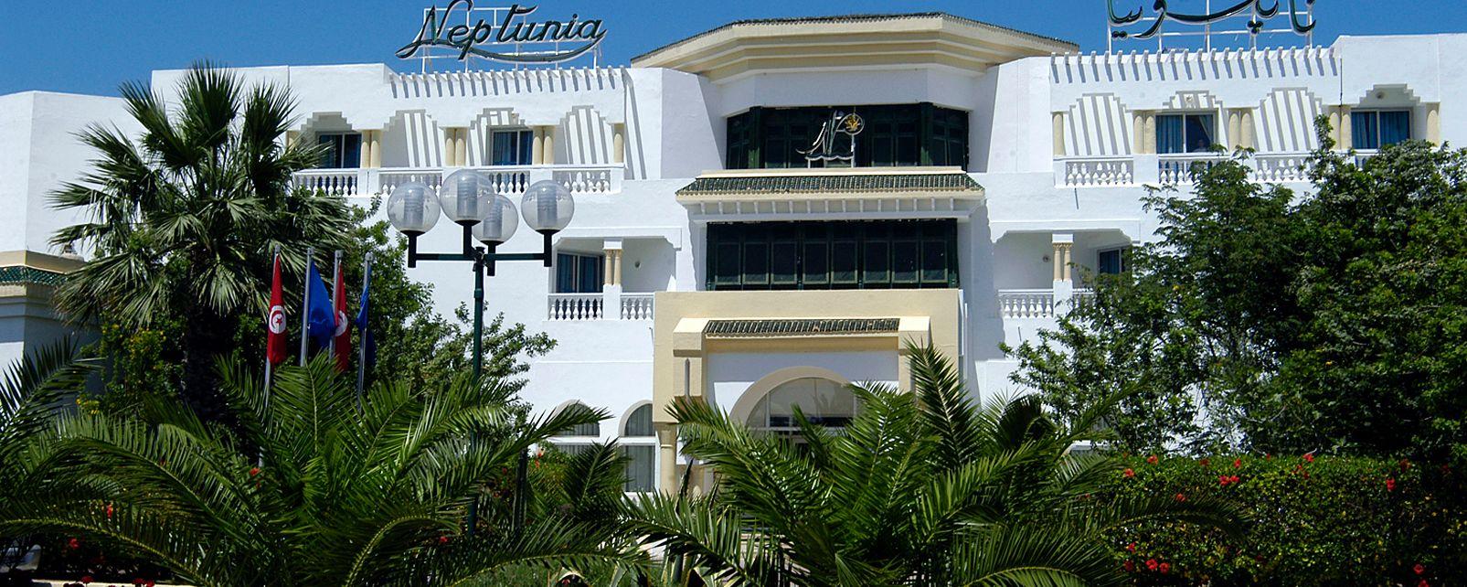Hôtel Neptunia Beach