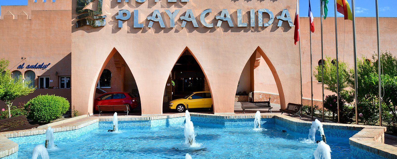 Club Jet tours Playacalida