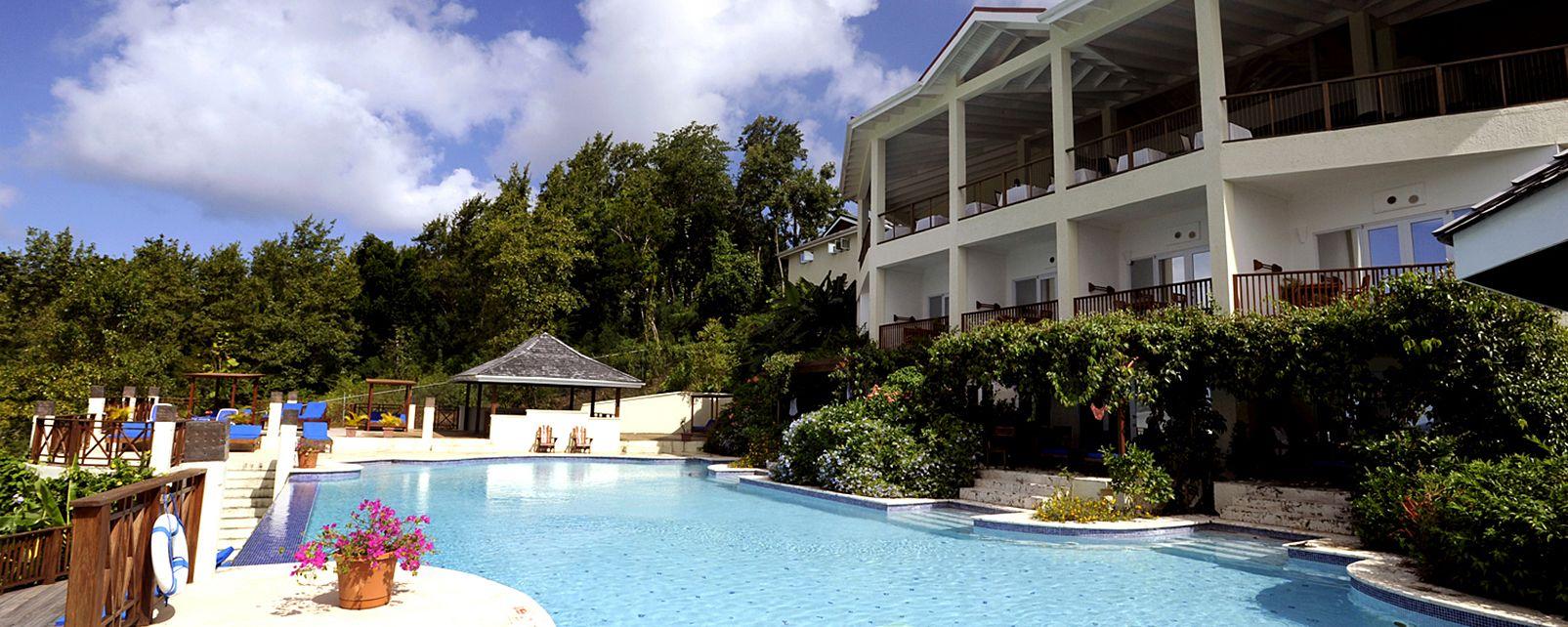 Hôtel Calabash Cove