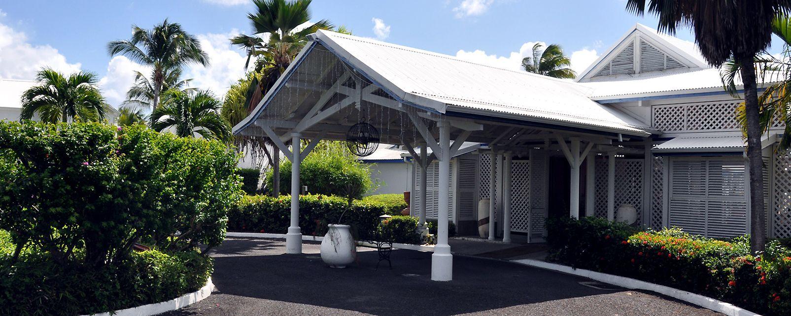 Hôtel La Cocoteraie