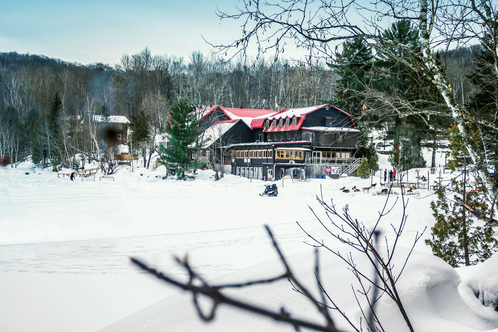 Club Lookéa Auberge du Lac Morency 4* - 1
