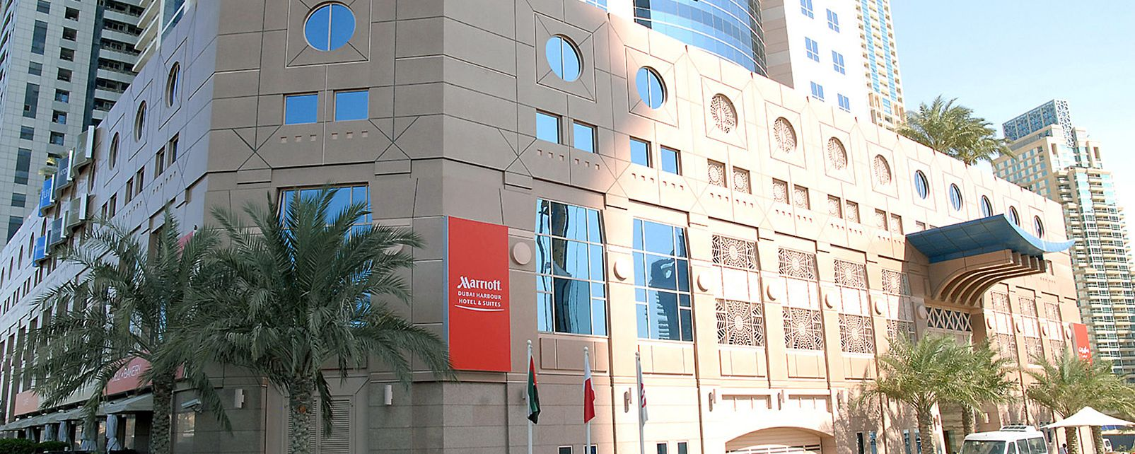 Hotel Dubai Marriott Harbour