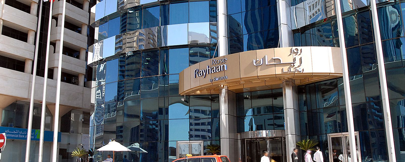 Hotel Rose Rayhaan by Rotana
