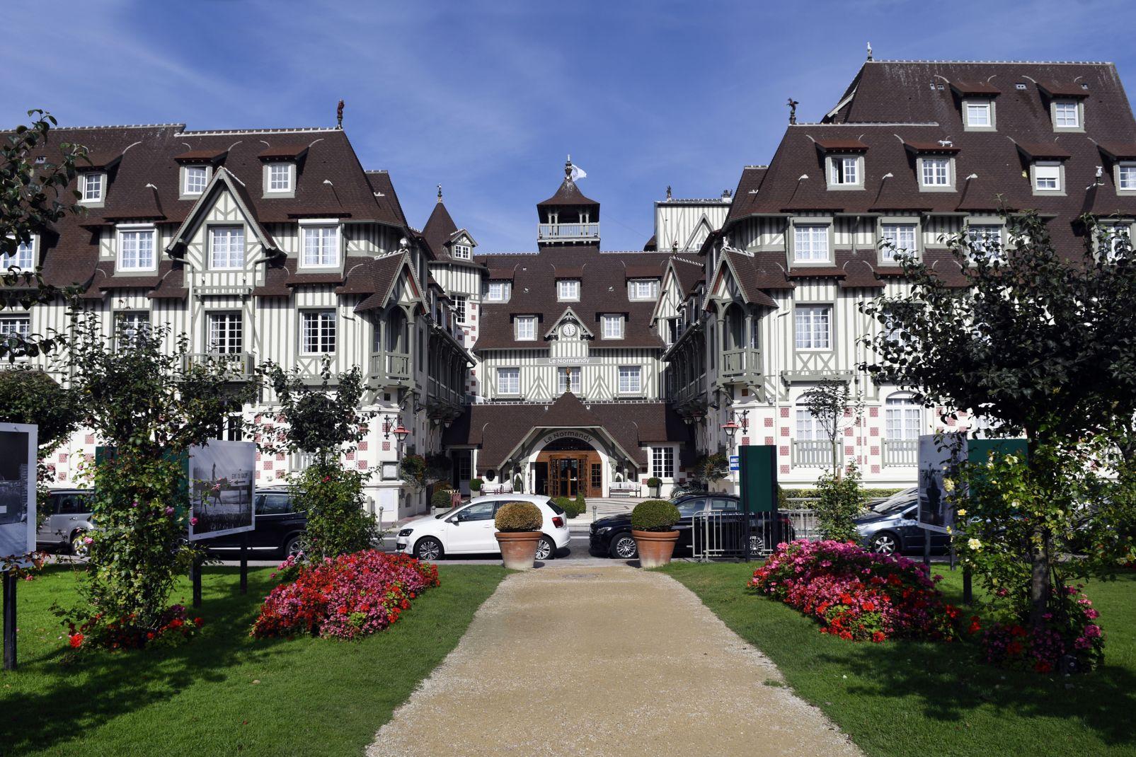 Hôtel Barrière le Normandy 5* - 1