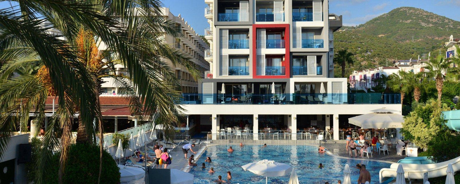 Hôtel White City Beach
