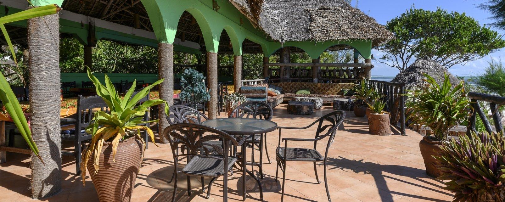 Hôtel Mbuyuni Beach Villa