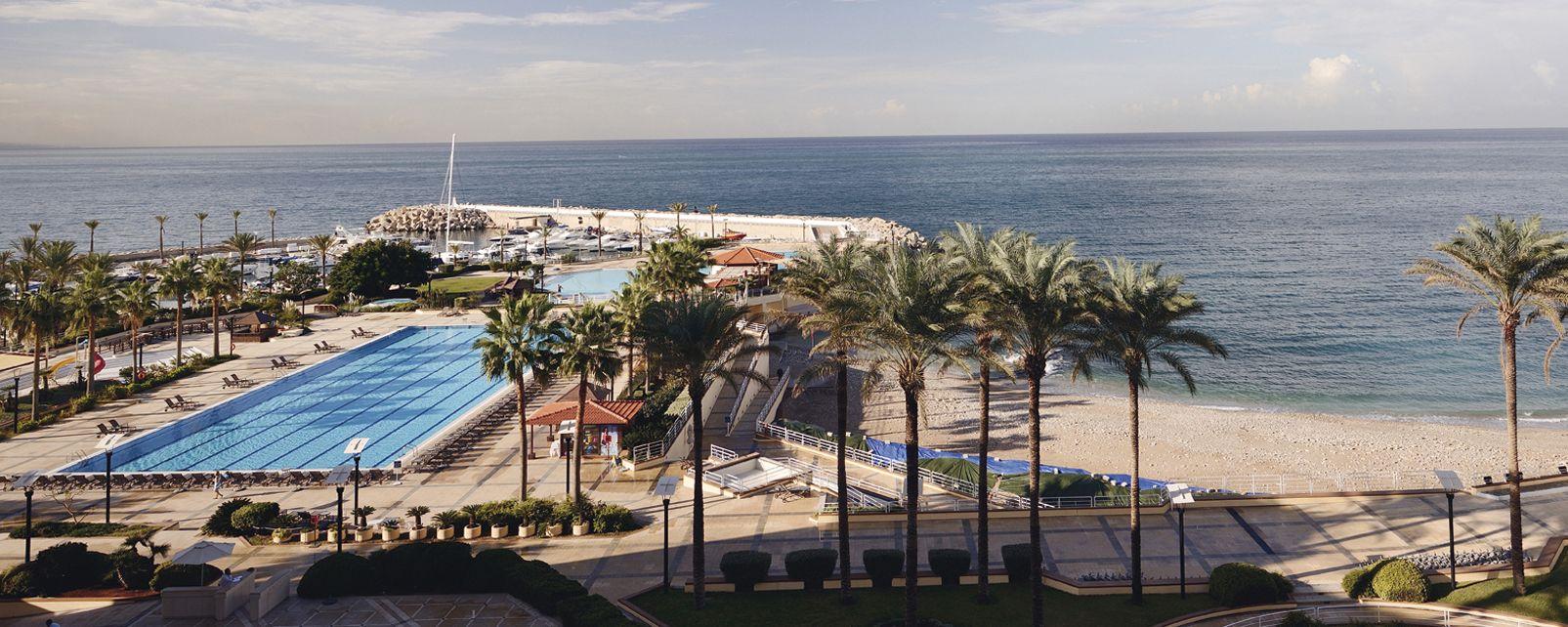 Hotel Mövenpick Hotel & Resort Beirut