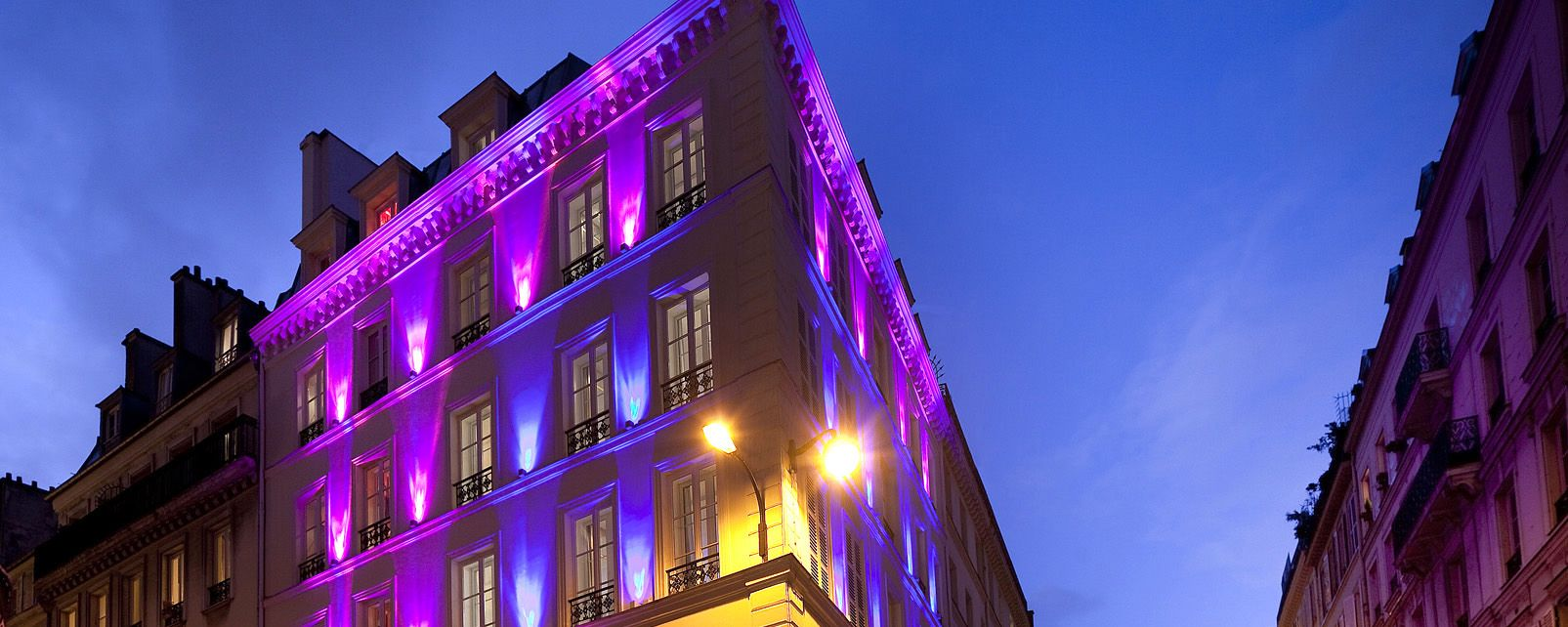 H tel secret de paris design h tel paris france for Hotel paris secret