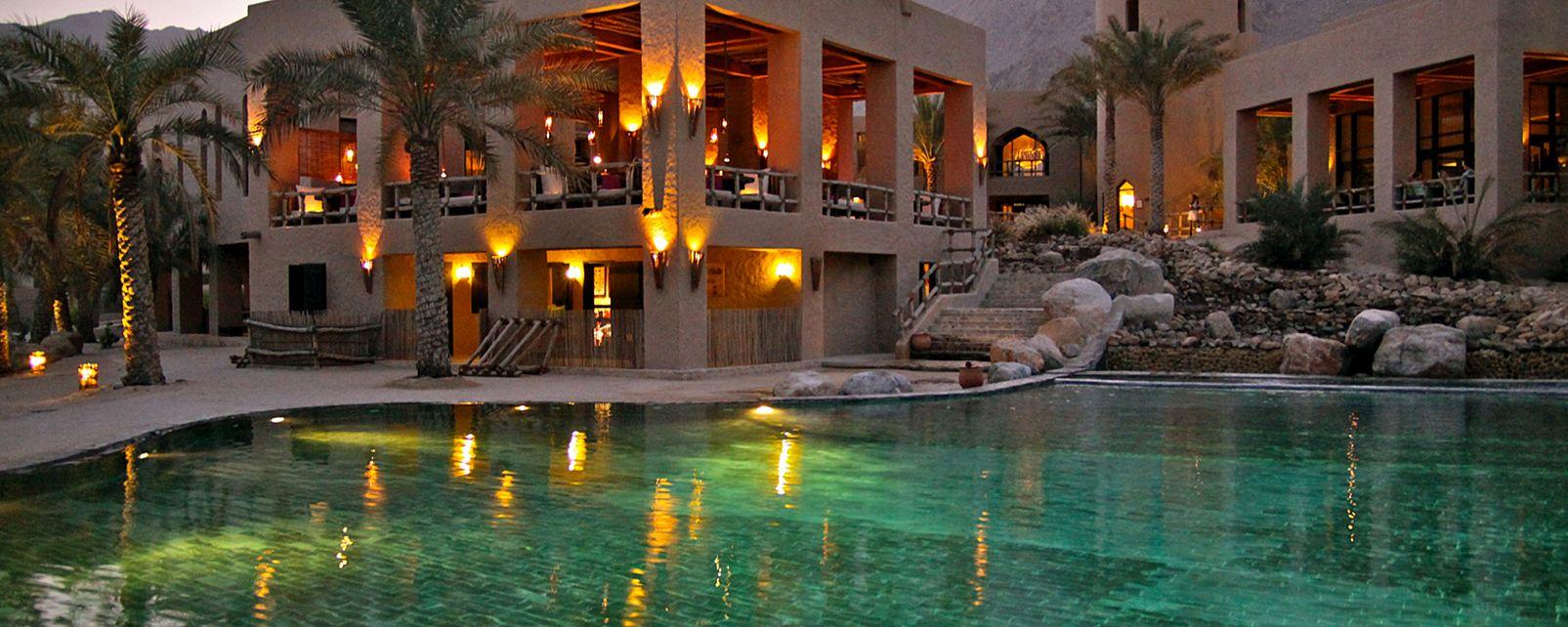 Hôtel Six Senses Zighy Bay