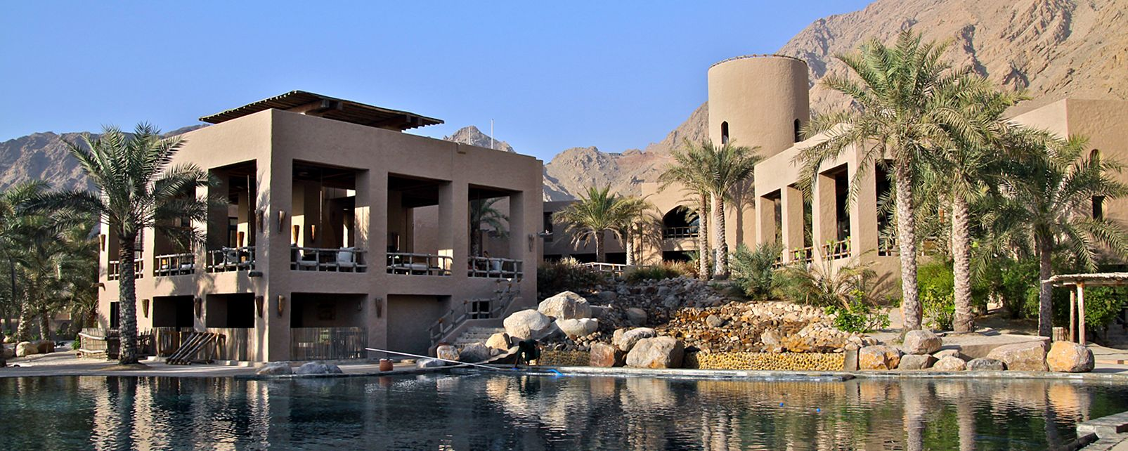Hotel Six Senses Zighy Bay