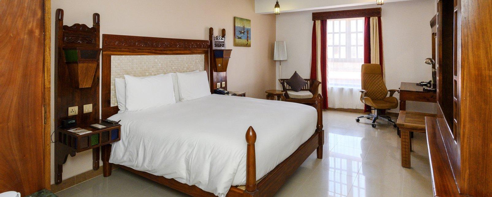 Hôtel Doubletree by Hilton Zanzibar - Nungwi