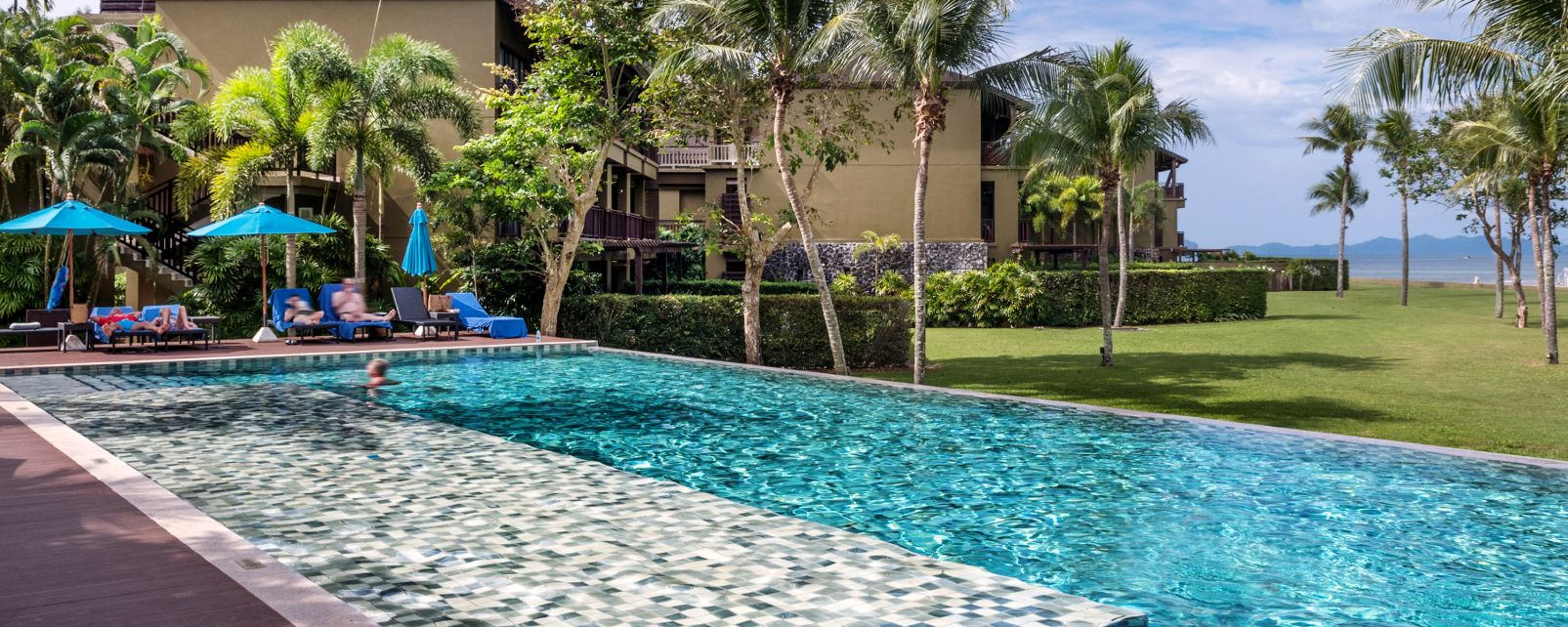 Hôtel Anantara Si Kao Resort