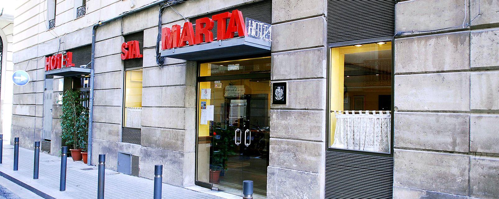Hôtel Santa Marta