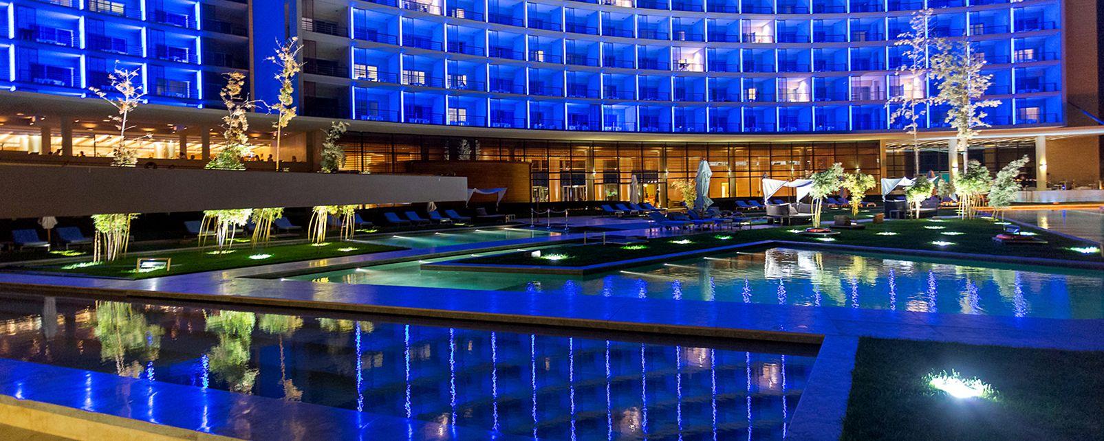 Hôtel Kempinski Hotel Aqaba Red Sea