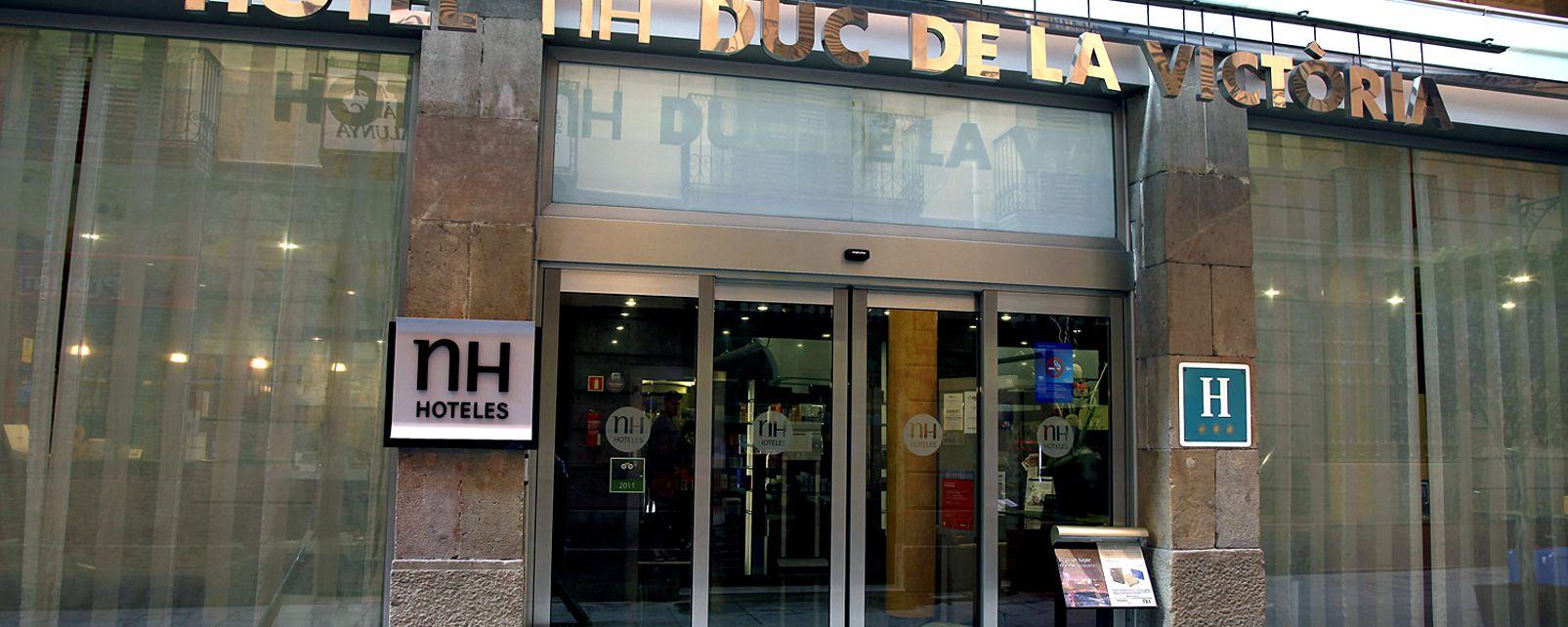 Hotel nh barcelona centro for Barcellona hotel centro economici