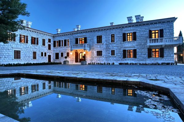 Hotel Villa Milocer, Sveti Stefan