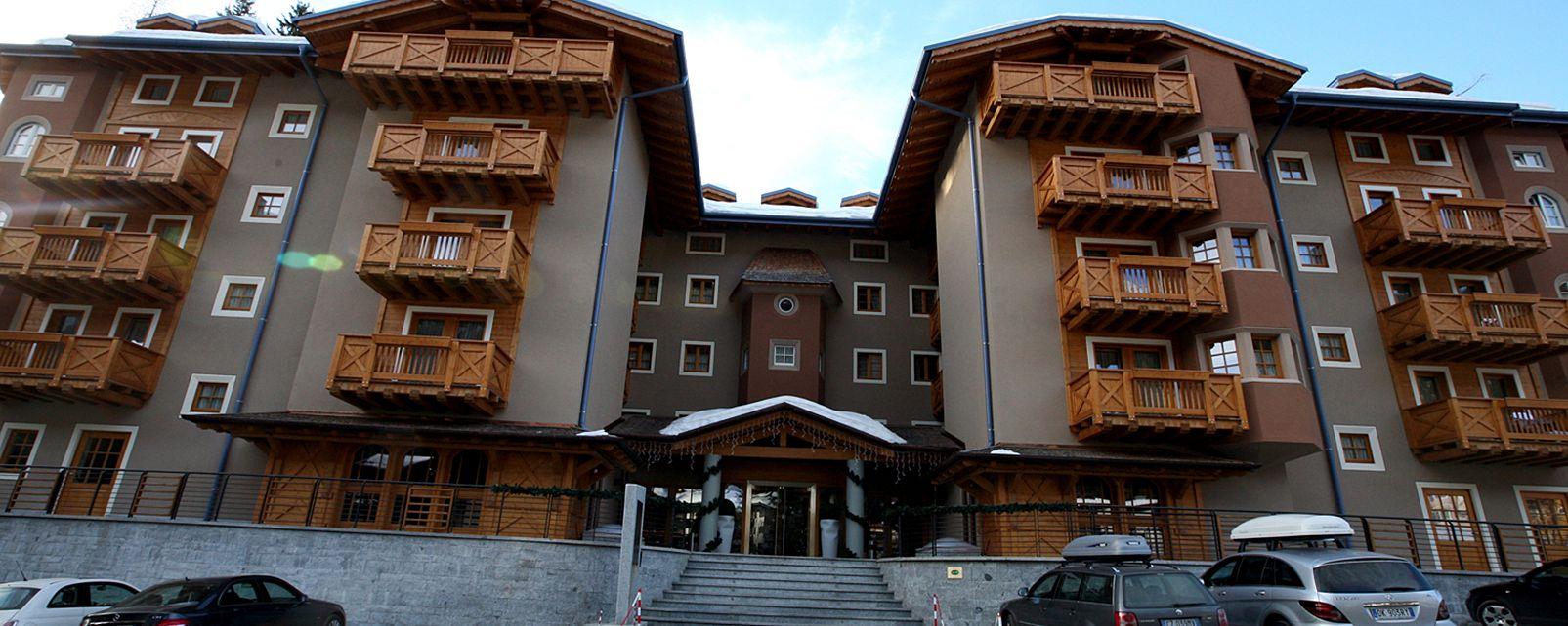 Hôtel Chalet del Brenta